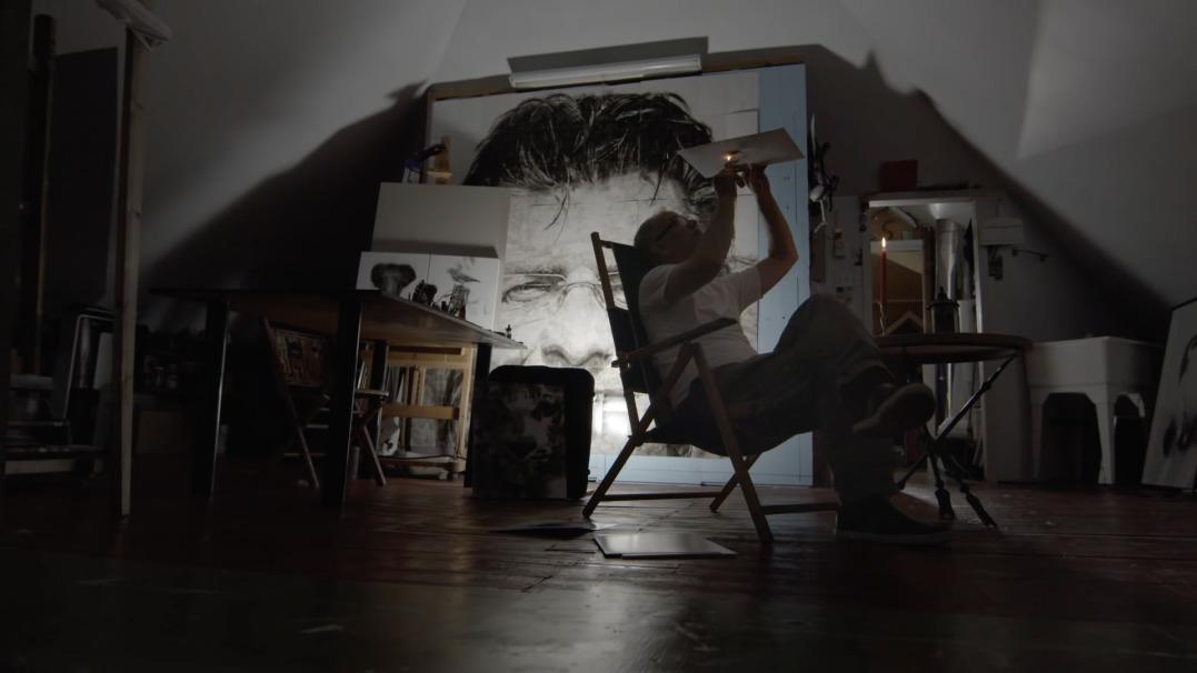 Ognisty artysta