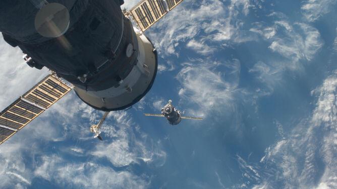 Sojuzy jednak polecą w kosmos