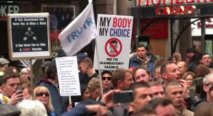 W Europie coraz większe kary za brak maseczki