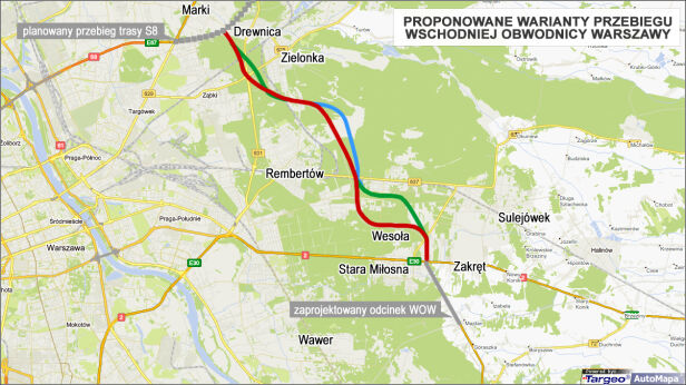 Inwestycja ma być gotowa do 2020 roku targeo.pl