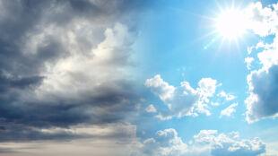 Prognoza na pięć dni: gwałtowne burze, ale widać powrót słońca