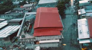 Trzęsienie ziemi na Filipinach (PAP/EPA/CERILO EBRANO/PHILIPPINE RED CROSS HANDOUT)